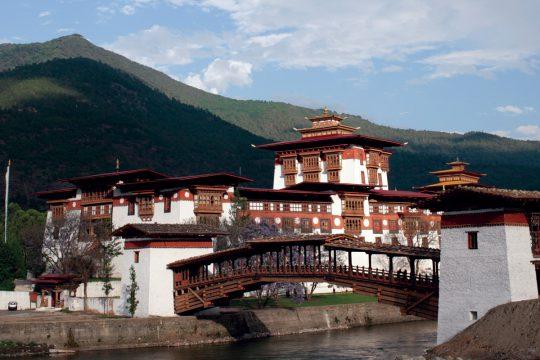 Magical Bhutan 8 Days