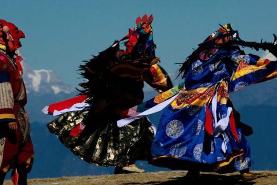 Druk Wangyel Tshechu 7 Days