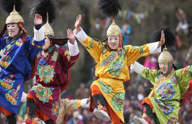 Druk Wangyel Festival 7 Days